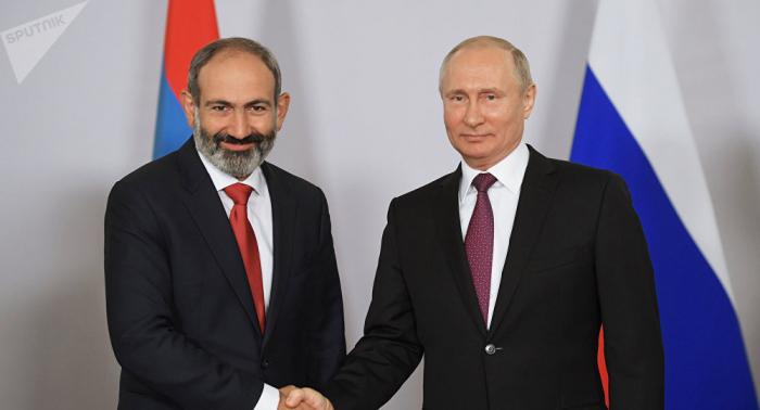 Putin Paşinyanla görüşməyəcək