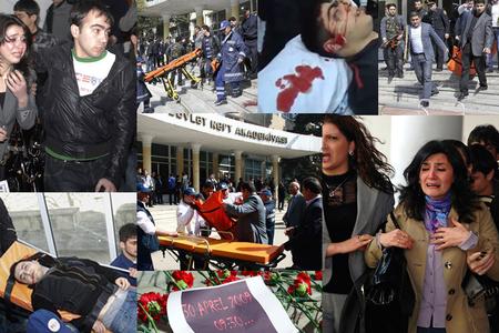 Azərbaycanda tələbə qətliamının 10-cu İLİ - ADNA TERRORU