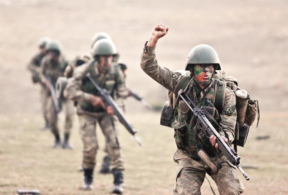 Afrin əməliyyatı başlayandan Türkiyə ordusu 46 şəhid verib
