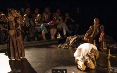Dram Teatrı ölkəmizi beynəlxalq festivalda təmsil edir