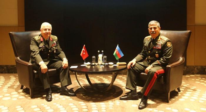 Azərbaycan -Türkiyə hərb sahəsində yeni mərhələ: Zakir Həsənov ordu general ...