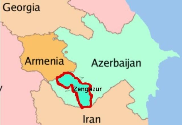 Zəngəzuru ermənilərə kimlər və necə bağışladı? - 98 İLLİK TARİX