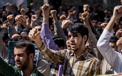 Fransadakı kütləvi etirazlar Tehrana çatdı