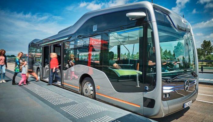 Azərbaycana sürücüsüz avtobuslar gətiriləcək