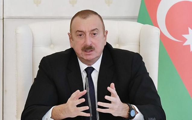 Prezidentin Fazil Məmmədovu tənqid etdiyi çıxışın