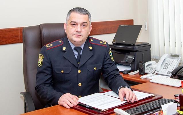 Elşad Hacıyev təltif edildi