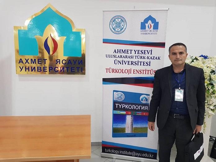 Dünya türkoloqları Qazaxıstanda toplaşdı