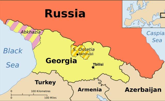 Abxaziya və Cənubi Osetiya ile ilgili görsel sonucu