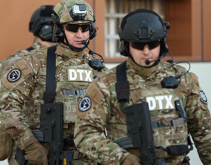 DTX terrorçuluğu maliyyələşdirənləri ifşa etdi - FOTO
