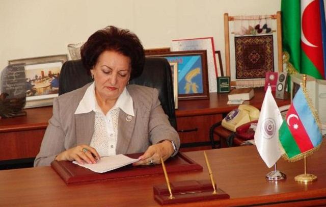 Elmira Süleymanovanın maaşıartırıldı