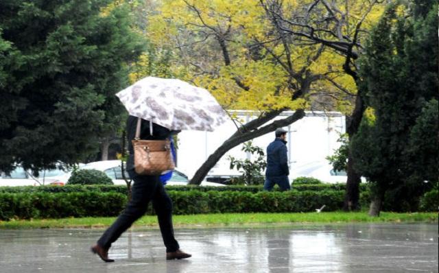 Bu günün havası: Yağış, leysan, dolu