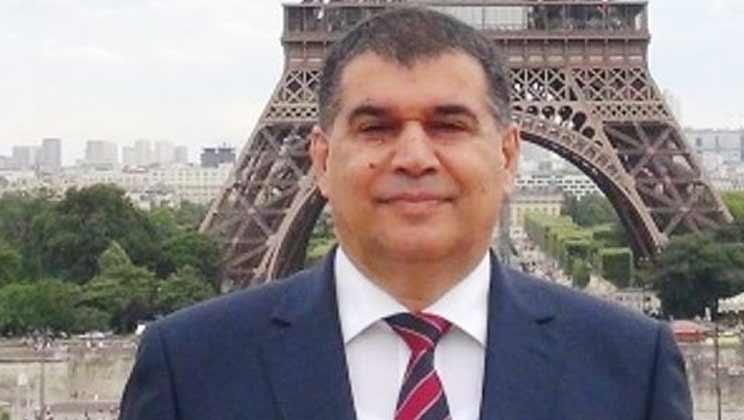 Fransa polisi keçmiş rektor Elşad Abdullayevin işini araşdırır -FOTOFAKT