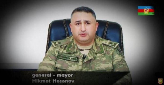 Erməni dilini mükəmməl bilən generalımız - Hikmət Həsənovun doğum günüdür